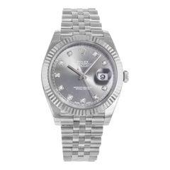 Rolex Datejust 41 126334 18 Karat Gold Stainless Steel Automatic Men's Watch