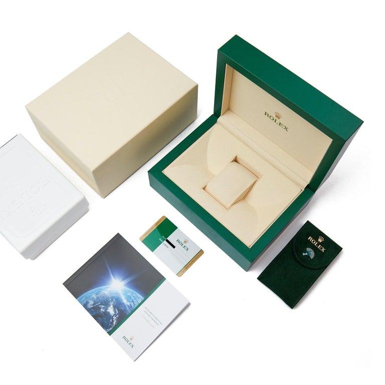 Rolex Datejust 41 126334 Men's Stainless Steel Diamond Watch For Sale 4