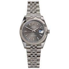 Rolex Datejust 41 126334 Men's Stainless Steel 0 Watch