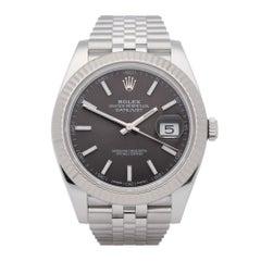 Rolex Datejust 41 126334 Men's Stainless Steel Watch
