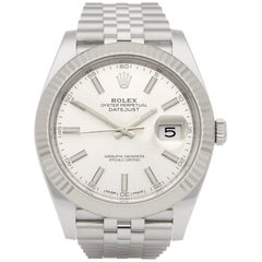 Rolex Datejust 41 126334 Men's Stainless Steel Watch