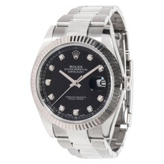 Rolex Datejust 41 126334 Men's Watch in Stainless Steel