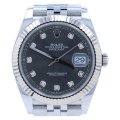 Rolex Datejust 41 Men's Wristwatch 126334 Stainless Steel & 18k Gold 2020