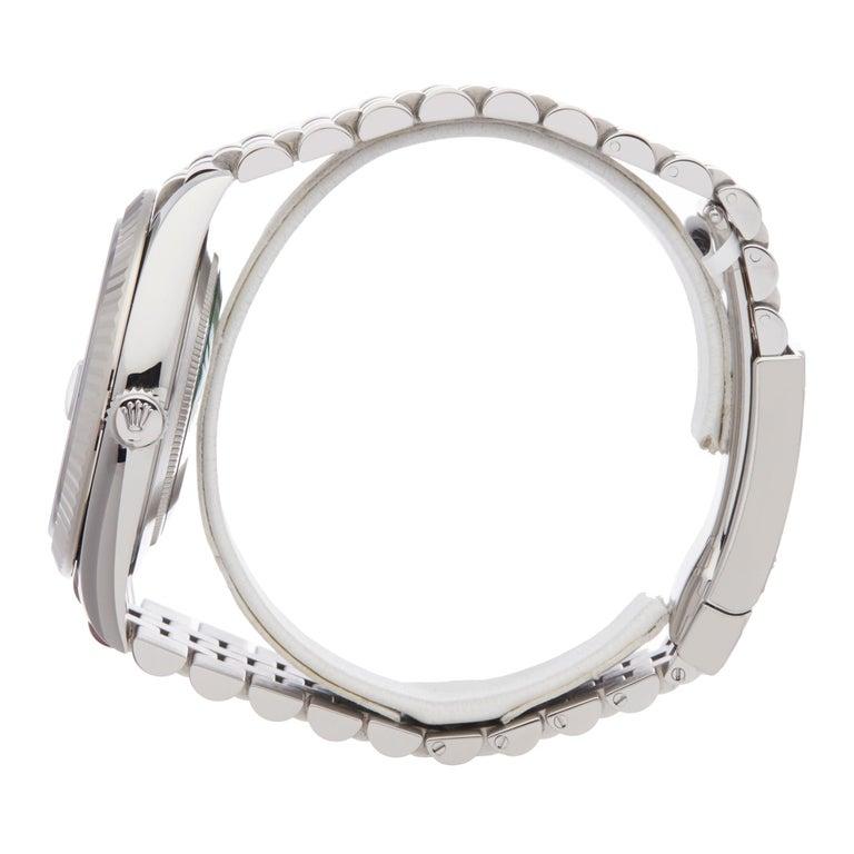 Rolex Datejust 41 NOS Stainless Steel 126334 In Excellent Condition In Bishops Stortford, Hertfordshire