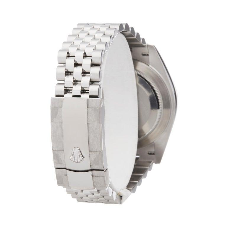 Rolex Datejust 41 NOS Stainless Steel 126334 1