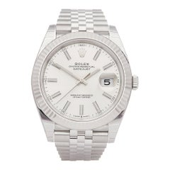 Rolex Datejust 41 NOS Stainless Steel 126334