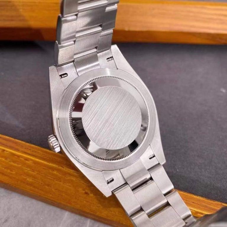 Rolex Datejust 41 Oyster Steel Men's Watch 126334-0013 For Sale 3