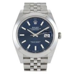 Rolex Datejust 41 Oystersteel Watch 126300-0002