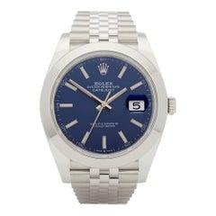 Rolex Datejust 41 Stainless Steel 126300