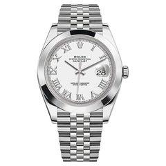 Rolex Datejust 41 Stainless Steel/Jubilee Bracelet / 126300-0016