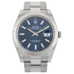 Rolex Datejust 41 Watch 126334-0001