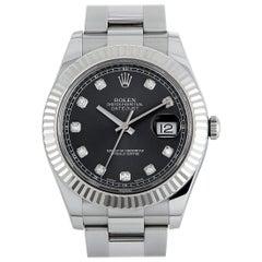 Rolex Datejust 41 Watch 126334-0005