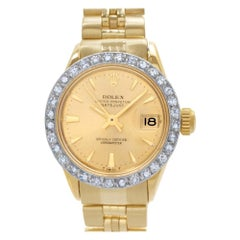 Rolex Datejust 6517, Certified and Warranty