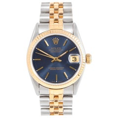 Rolex Datejust 68273, Silver Dial, Certified and Warranty