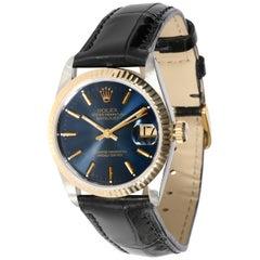 Rolex Datejust 68273 Unisex Watch in 18 Karat Stainless Steel/Yellow Gold