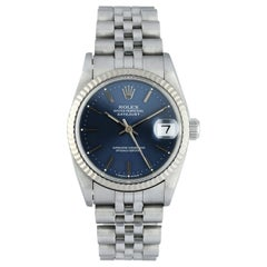Rolex Datejust 68274 Midsize Watch Box Papers