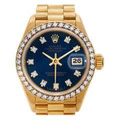Rolex Datejust 69138, 4248, Certified and Warranty