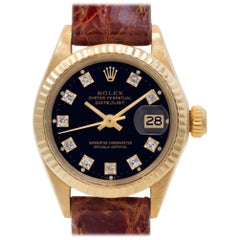 Rolex Datejust 6916, Certified and Warranty
