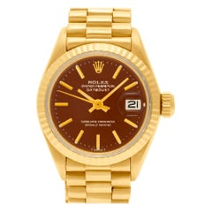Rolex Datejust 6917, Certified and Warranty