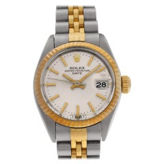 Rolex Datejust 6917, Gold Dial, Certified and Warranty