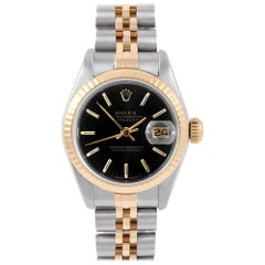 Rolex Datejust 6917, Silver Dial, Certified and Warranty
