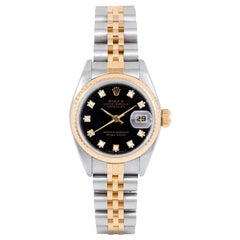 Rolex Datejust 69173, Case, Certified and Warranty