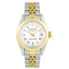 Rolex Datejust 69173 Ladies Watch Box and Papers