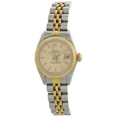 Rolex Datejust 69173 Laides Watch Box Papers