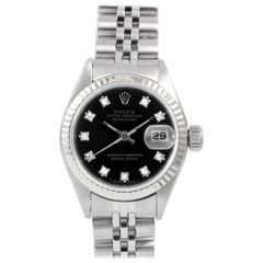 Rolex Datejust 69174, Gold Dial, Certified and Warranty
