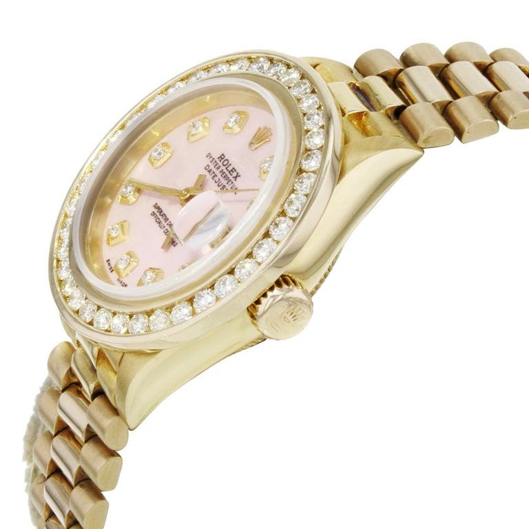 Modern Rolex Datejust 69178