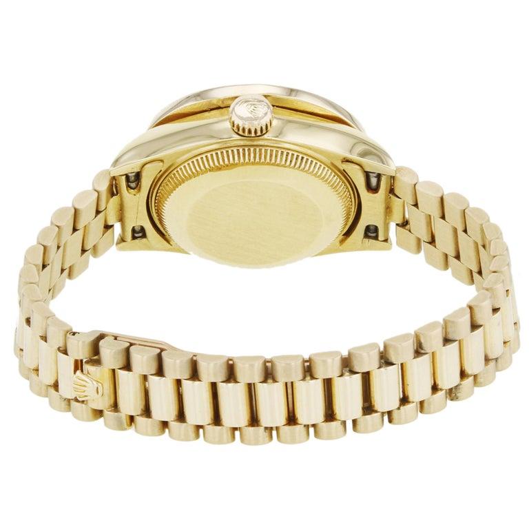 Women's Rolex Datejust 69178