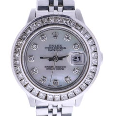 Rolex Datejust 69180 Mother of Pearl Dial
