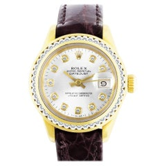 Rolex Datejust 69278, Certified and Warranty
