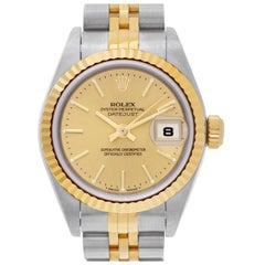 Rolex Datejust 79173, Certified and Warranty