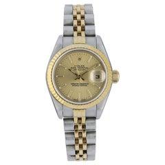 Rolex Datejust 79173 Ladies Watch Box Papers