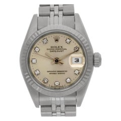 Rolex Datejust 79174, Certified and Warranty