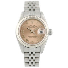 Rolex Datejust 79174 Ladies Watch Box and Papers