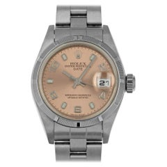 Rolex Datejust, Case, Certified and Warranty