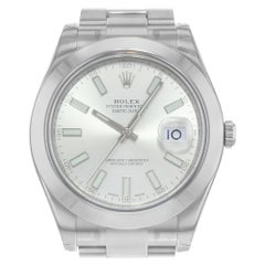 Rolex Datejust II 116300 SIO Stainless Steel Automatic Men's Watch