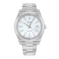 Rolex Datejust II 116300 WIO Stainless Steel Automatic Men's Watch