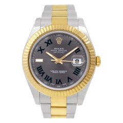 Rolex Datejust II 116333, Certified and Warranty