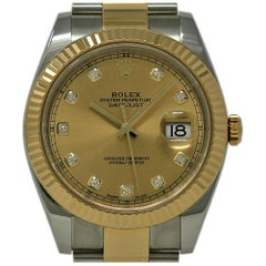 Rolex Datejust II 126333; Blue Dial, Certified and Warranty