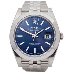 Rolex Datejust II 40 Stainless Steel 126300 Wristwatch