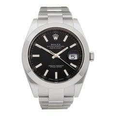 Rolex Datejust II 41 Stainless Steel 126300 Wristwatch