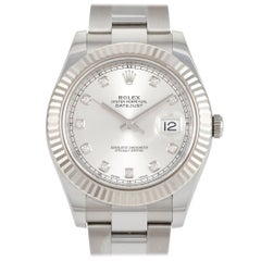 Rolex Datejust II Automatic Chronometer Men's Watch 116334