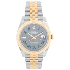 Rolex Datejust II Men's 2-Tone Steel and Gold Watch 126333