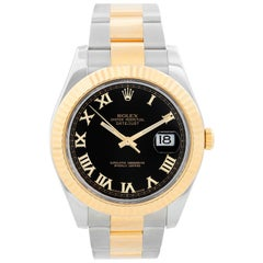 Rolex Datejust II Men's 2-Tone Watch 116333