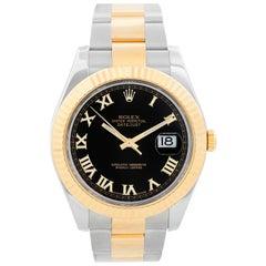 Rolex Datejust II Men's 2-Tone Watch 116333