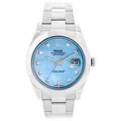 Rolex Datejust II Men's Mother of Pearl Watch 116300