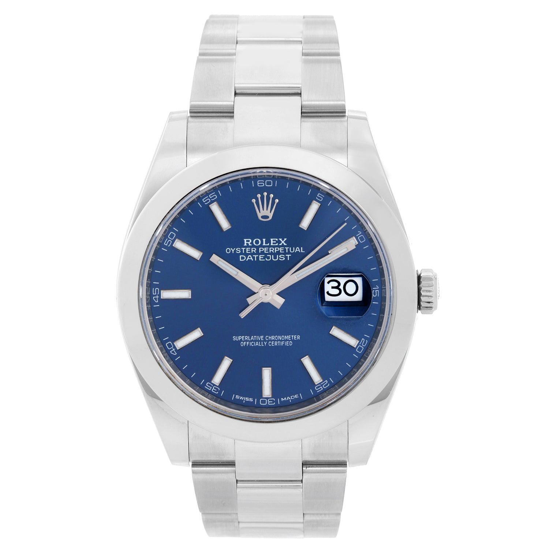 Rolex Datejust II Men's Stainless Steel 126300